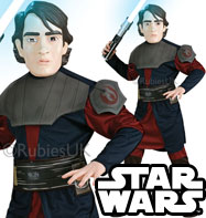 Anakin Skywalker - Child Costume Fancy Dress