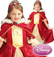 Belle Platinum - Child Costume Fancy Dress