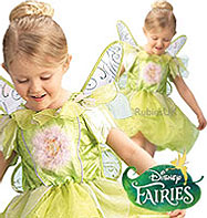 Tinker Bell Platinum - Child Costume Fancy Dress