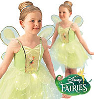 Tinker Bell Light-Up - Child Costume Fancy Dress