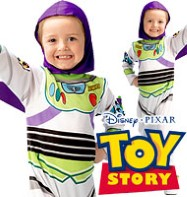 Buzz Lightyear Classic - Child Costume Fancy Dress