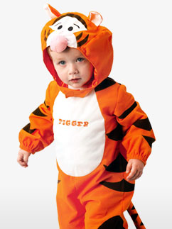 Tigger Classic - Infant Costume Fancy Dress