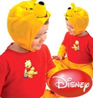 Winnie the Pooh Classic - Infant Costume Fancy Dress