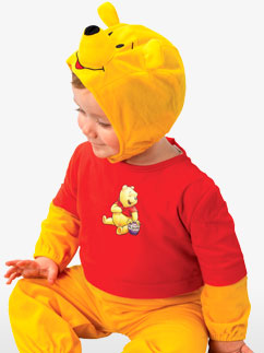 Winnie The Pooh Fancy Dress Party Delights