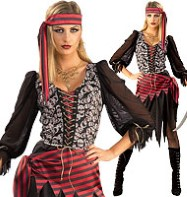 Bounty of the Seas - Adult Costume Fancy Dress