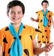 Fred Flinstone - Child Costume Fancy Dress