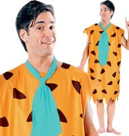 Fred Flinstone - Adult Costume Fancy Dress