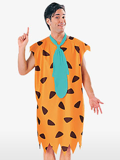 Fred Flintstone - Adult Costume Fancy Dress