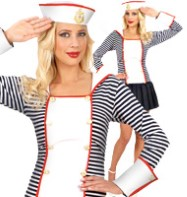 Sailor - Adult Costume Fancy Dress