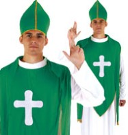 St Patrick's Bishop - Adult Costume Fancy Dress