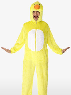 Duck - Adult Costume Fancy Dress