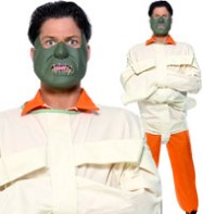 Hannibal Lecter - Adult Costume Fancy Dress