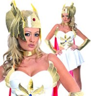 He-Man She-Ra - Adult Costume Fancy Dress