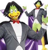 Count Duckula - Adult Costume Fancy Dress