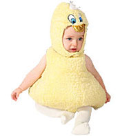 Chick - Baby Costume Fancy Dress
