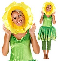 Little Weed - Adult Costume Fancy Dress