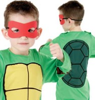 Teenage Mutant Ninja Turtle Classic - Child Costume Fancy Dress