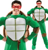 Teenage Mutant Ninja Turtle - Adult Costume Fancy Dress