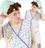 Hilda Ogden - Adult Costume Fancy Dress