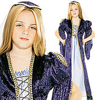 Juliet - Child Costume Fancy Dress