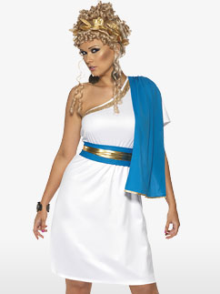 Roman Beauty - Adult Costume Fancy Dress