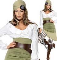 Shipmate Sweetie - Adult Costume Fancy Dress