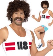 118118 Man - Adult Costume Fancy Dress