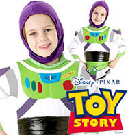 Buzz Lightyear Deluxe - Child Costume Fancy Dress