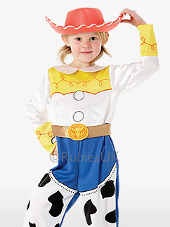 Jessie Deluxe - Child Costume Fancy Dress