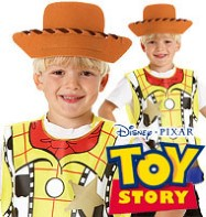 Woody Set - Child Costume Fancy Dress