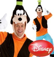Goofy - Adult Costume Fancy Dress