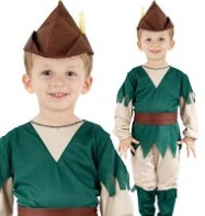 Robin Hood - Toddler Costume Fancy Dress