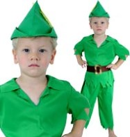 Peter Pan - Toddler Costume Fancy Dress