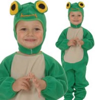 Frog - Toddler Costume