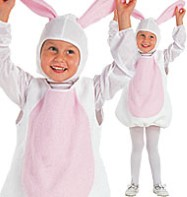 Cute Rabbit - Toddler Costume Fancy Dress