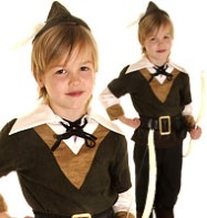 Forest Boy - Child Costume Fancy Dress