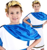 Caesar - Child Costume Fancy Dress