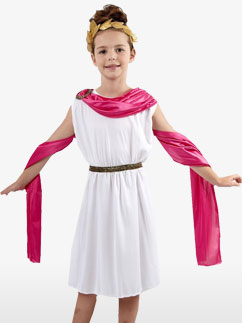 Goddess - Child Costume Fancy Dress