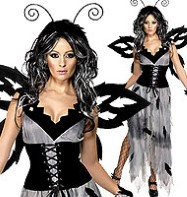 Sinister Forest Fairy - Adult Costume Fancy Dress