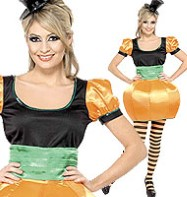 Pumpkin - Adult Costume Fancy Dress