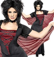 Devil Woman - Adult Costume Fancy Dress