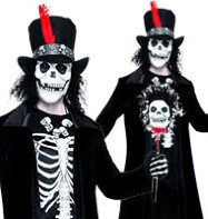 Voodoo Man - Adult Costume Fancy Dress