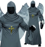 Angel of Death - Adult Costume Fancy Dress