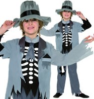 Ghost Groom - Child Costume Fancy Dress