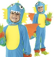Flying Crump - Toddler and Child Costume Fancy Dress