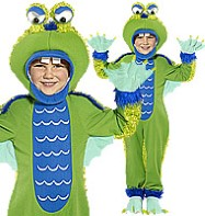 Swamp Snort - Toddler and Child Costume Fancy Dress
