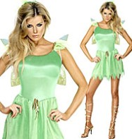 Woodland Fairy - Adult Costume Fancy Dress