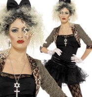 80's Wild Child - Adult Costume Fancy Dress