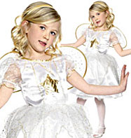 Angel Star Fairy - Child Costume Fancy Dress