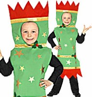 Christmas Cracker - Child Costume Fancy Dress